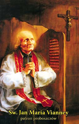 Św. Jan Vianney