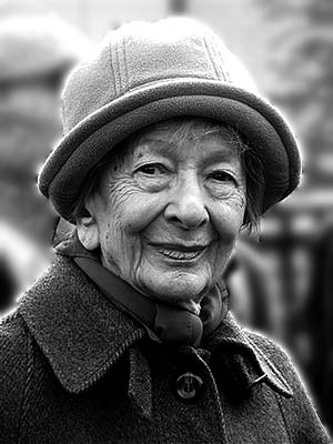 Wisława Szymborska photo