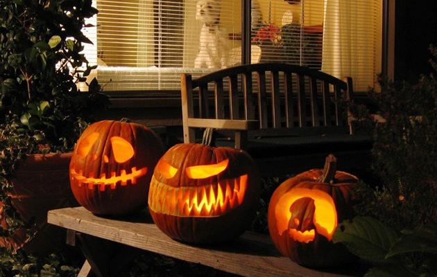 Wszystkich Świętych a Halloween