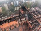 Trwają prace nad ustaleniem przyczyn pożaru katedry