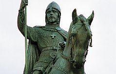 Wrocław: kard. Duka podarował relikwie św. Wacława wrocławskiej parafii