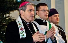 Bp Nitkiewicz: jesteśmy wezwani i posłani aby pokój Chrystusowy przyjąć i go głosić