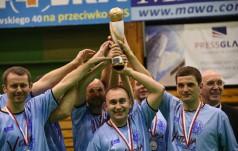 Polscy  księża-piłkarze wicemistrzami Europy