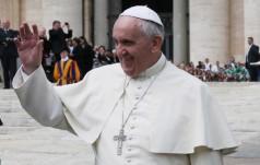 Papież zachęca ministrantów do dzielenia się darami otrzymanymi w służbie ołtarza
