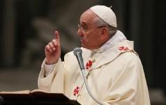 Franciszek: Chrześcijanin nie jest sadomasochistą