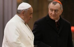 Papież do kard. Parolina, legata na Światowy Dzień Chorego