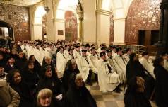 Jasna Góra: Bożogrobcy modlą się za papieża Franciszka