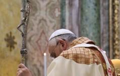Franciszek w Kenii o
