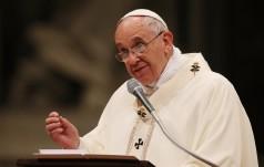 Franciszek: rodzina jest wielkim bogactwem społecznym
