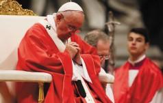 Franciszek: Wybierzcie drogę pokory a nie sukcesu! (pełny tekst homilii)