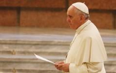 Papież na antyniewolniczym szczycie
