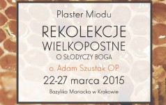 Kraków: Plastry Miodu w Bazylice Mariackiej
