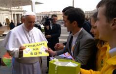 Papież Franciszek czeka na ŚDM!