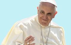 Wizyta na specjalne życzenie papieża Franciszka