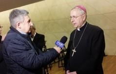 Rodziny katolickie Europy dziękują abp. Gądeckiemu