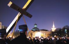Droga Krzyżowa w intencji prześladowanych chrześcijan