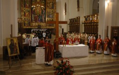 Archidiecezja Częstochowska pożegnała symbole ŚDM
