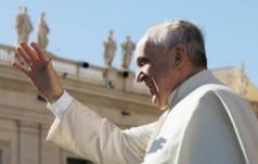 Franciszek: przyjmijmy wyzwolenie i zbawienie, którymi obdarza nas Bóg