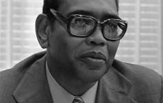 Zmarł pastor Philip Potter – były sekretarz generalny Światowej Rady Kościołów