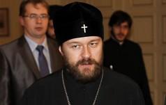 Metropolita Hilarion u Papieża