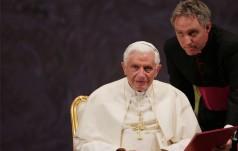 Franciszek: obecność i modlitwa Benedykta XVI są stale wsparciem i pokrzepieniem