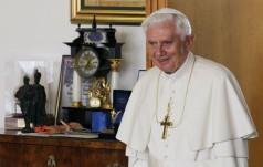 Benedykt XVI: naszym zadaniem jest pomoc w przeistoczeniu świata