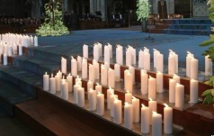 W Kolonii pożegnano 150 ofiar katastrofy lotniczej w Alpach