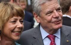 Prezydent Niemiec o prof. Bartoszewski