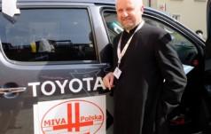 MIVA Polska: apel o pomoc w zakupie pojazdów dla misjonarzy