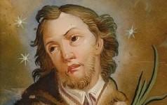 SYLWETKA - Św. Jan Nepomucen