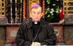 Bp Regmunt powrócił do diecezji, obecnie jest na rekonwalescencji