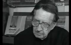 Warszawa: Msza i spektakl poetycki w 100. rocznicę urodzin ks. Jana Twardowskiego