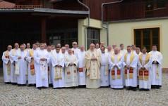 Spotkanie formacyjne dla księży