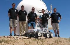 PCz Rover Team na zawodach European Rover Challenge 2016