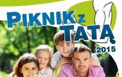 """""""Piknik z Tatą"""" 2015 z okazji Dnia Ojca w Lesie Bielańskim"""