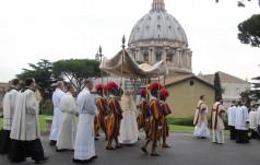 Rzym: przeniesienie procesji Bożego Ciała na niedzielę