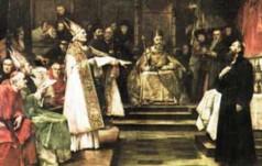 Papież popiera dialog Kościoła z państwem nt. Jana Husa