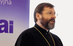 Ukraina: abp S. Szewczuk wymienił niezbędne kroki na drodze do pojednania z Rosją
