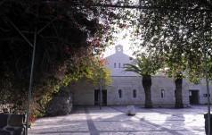Ziemia Święta: ponowne otwarcie podpalonego kościoła Rozmnożenia Chleba w Tabdze