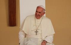 Papież spotkał się z ekwadorskimi profesorami, nauczycielami i młodzieżą
