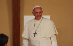 Franciszek u św. Marty: fundamentem jest Jezus