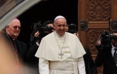 Papież przyjął zdymisjonowanego biskupa