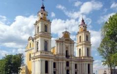 Białoruś: uroczystości maryjne w narodowym sanktuarium w Budsławiu