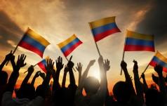 Kilkadziesiąt tysięcy Kolumbijczyków wita papieża w Ekwadorze