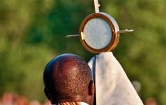 Licheń: wyjątkowy ślub i Msza św. z modlitwą o uzdrowienie