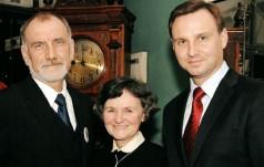 Czy Andrzej Duda był grzecznym dzieckiem?