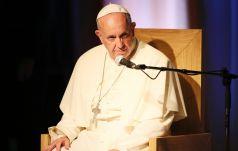 Papież do misjonarzy miłosierdzia: bierzcie grzeszników na swe ramiona