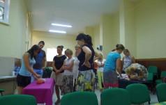 Pierwsza pomoc u św. Joanny