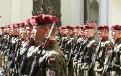 W Święto Wojska Polskiego Msza św. w katedrze polowej i apel na Jasnej Górze