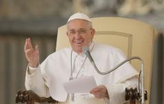 Papież do młodych: przeżywajcie Wielki Post w obecności Boga